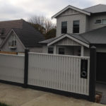 Feature Picket Fence