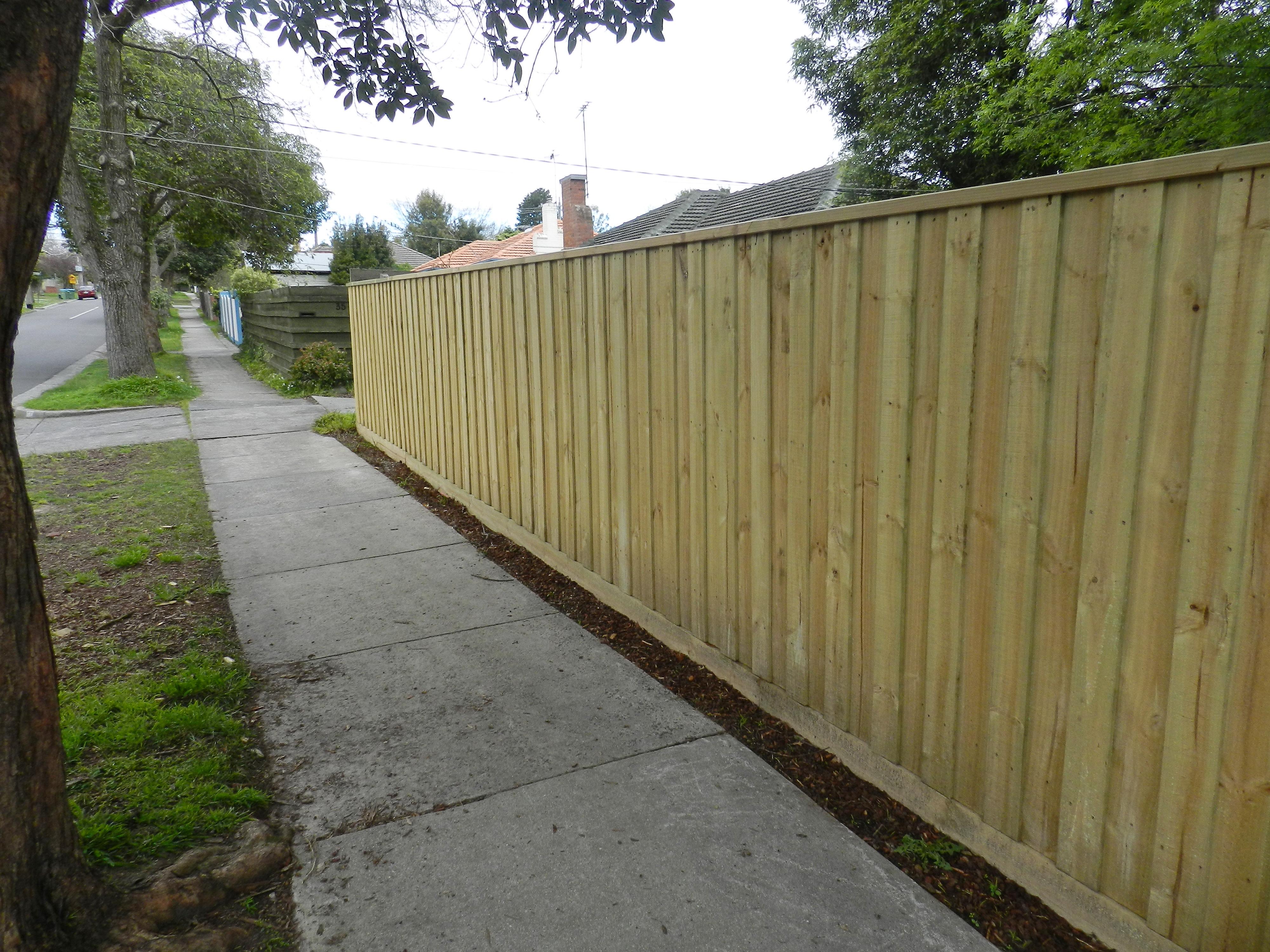 Timber Fencing Installation Melbourne | Eastside Fencing