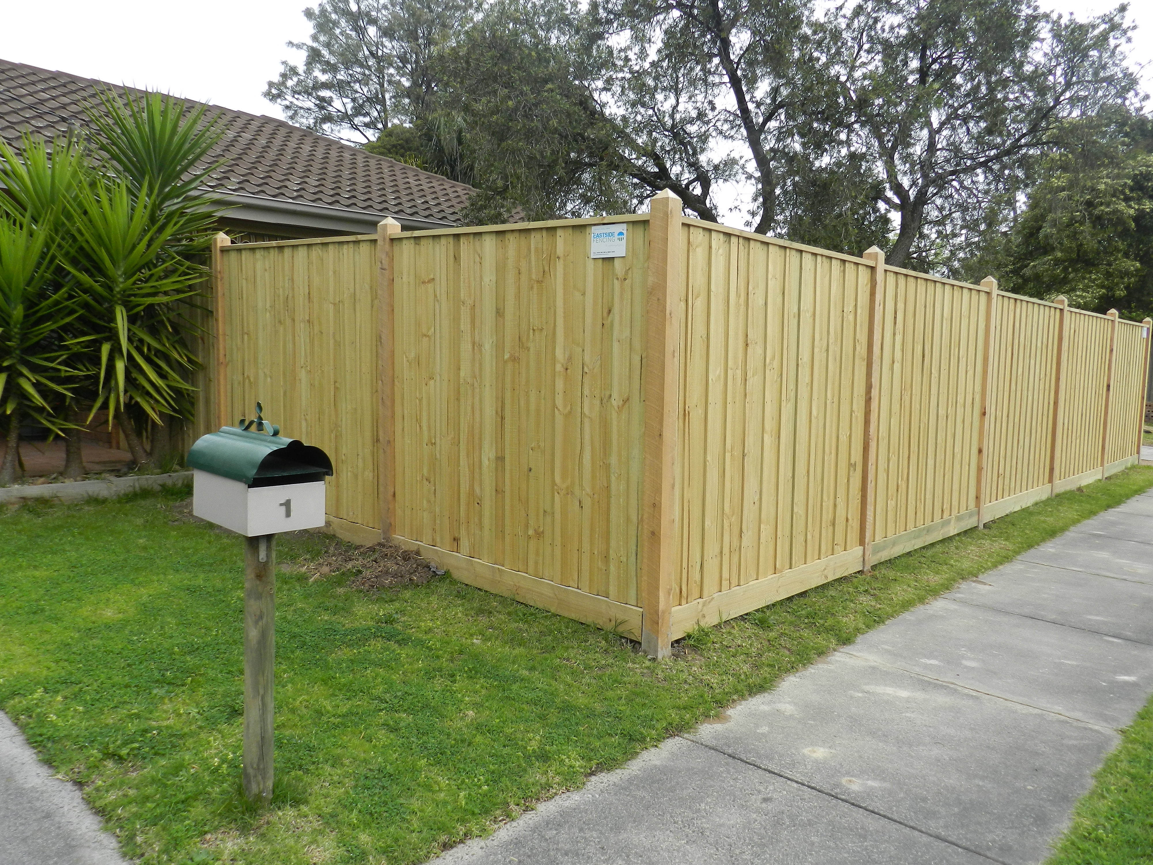 Image result for timber fence solutions