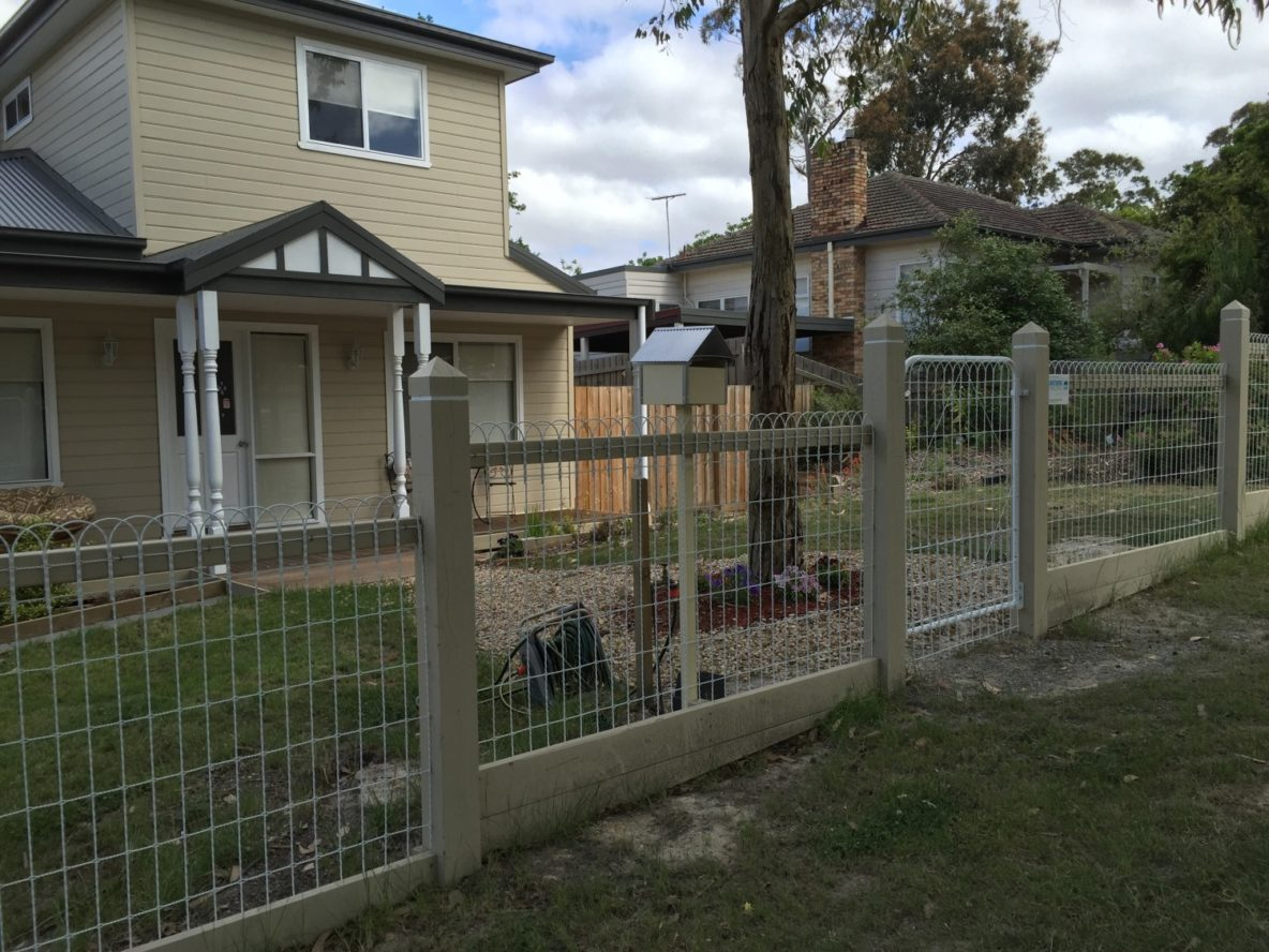 Woven Wire Fences - Eastside Fencing | Fencing in Melbourne